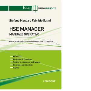 Manuale HSE Manager
